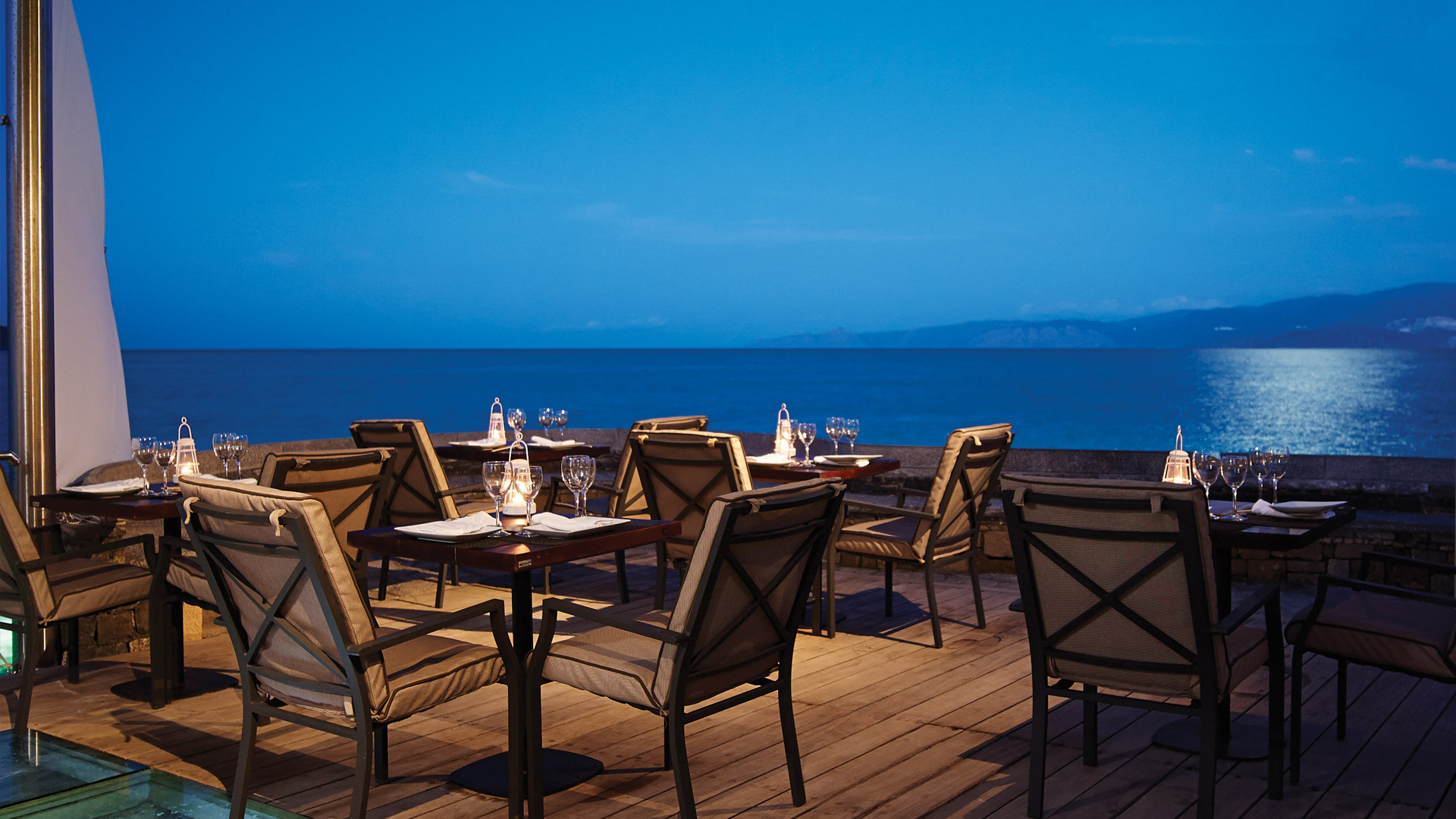 Restaurants Elounda Peninsula All Suite Hotel